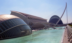 City of sciences and arts, Valencia